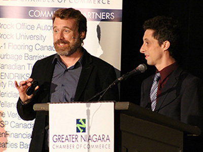 Ignite Niagara Event